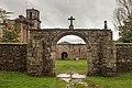 2017 Arco de acceso ao Mosteiro de Monfero. Galiza-11.jpg