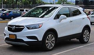 Buick Encore mini SUV