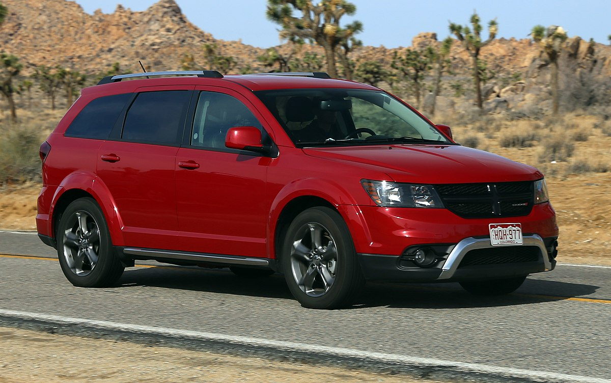 Dodge Journey - Wikipedia