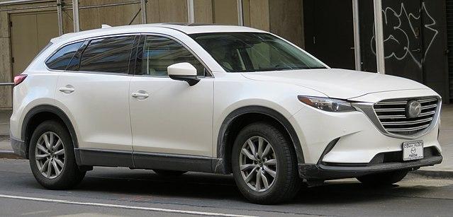 CX-9 (Mk2) - Mazda