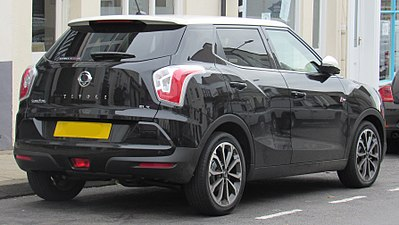 ssangyong tivoli wikipedia. Black Bedroom Furniture Sets. Home Design Ideas