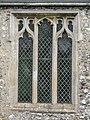 2018-05-11 Window, Parish church of Saint Mary, Roughton, Norfolk (2).JPG