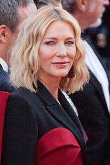 Cate Blanchett Wikipedia