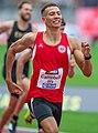 2018 DM Leichtathletik - 400-Meter-Huerden Maenner - Luke Campbell - by 2eight - DSC9482.jpg