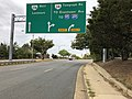 2019-10-06 14 05 07 View west along Virginia State Route 236 (Duke Street) at the north end of Virginia State Route 241 (Telegraph Road) in Alexandria, Virginia.jpg