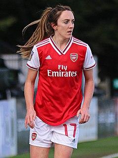 Lisa Evans Scottish footballer