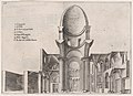 22nd Plate, from Trattato delle Piante & Immagini de Sacri Edifizi di Terra Santa Met DP888547.jpg