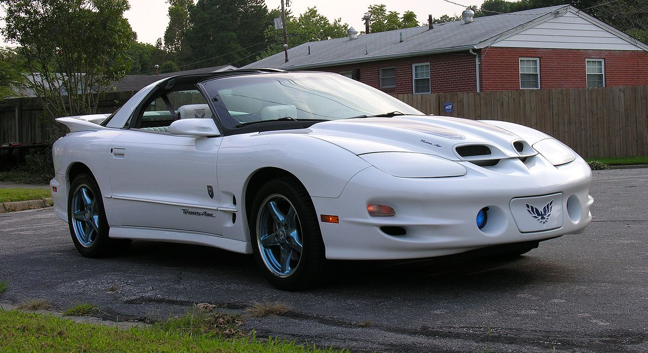 File 30th Anniversary Trans Am Jpg Wikimedia Commons