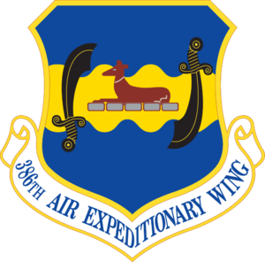 386th Air Expeditionary Wing - 386th Air Expeditionary Wing emblem