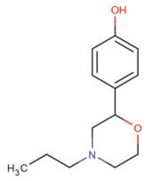 4 - (4-propylmorpholin-2-yl) fenol.png