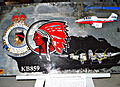 431 Squadron panel at Bomber Command Museum Canada Flickr 3243455384.jpg