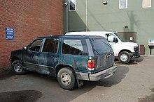 Motor vehicle theft - Wikipedia