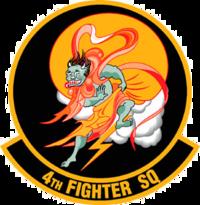 4th Fighter Squadron