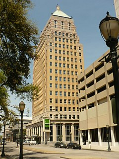 Regions Bank Building (Mobile) building in Alabama, United States
