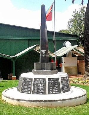 61 Mechanised Battalion Group - 61 Mechanised Battalion Group Memorial