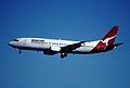 67aa - Qantas Boeing 737-476; VH-TJU@SYD;15.08.1999 (5363499878).jpg