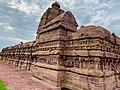 7th century Sangameshwara Temple, Alampur, Telangana India - 54.jpg