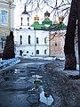 80-382-0217 Церква Спаса на Берестові. Кінець зими.jpg