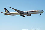 9V-SWD Boeing 777 Singapore (14622637539).jpg