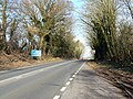 A33 north-east of Kings Worthy, Hampshire - geograph.org.uk - 697469.jpg