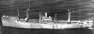 USS Manderson Victory (AK-230) - Image: AK 230 Manderson Victory