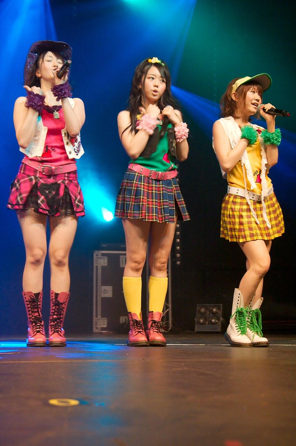 AKB48 20090703 Japan Expo 35