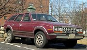 1981 AMC Eagle Wagon.