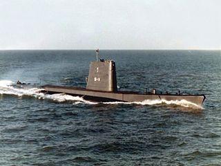 USS <i>Tilefish</i> (SS-307)