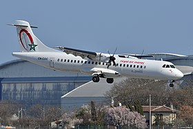 ATR 72-202 de Royal Air Maroc