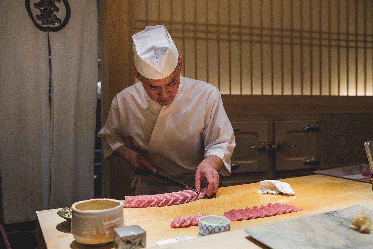 Tokyo Chef Restaurant Manager Suzuki Yu