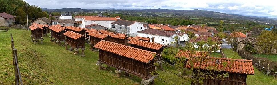 A Merca, Ourense