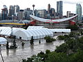 A flooded out Stampede Park (9124134308).jpg