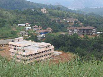 Idukki district - GEC Idukki and other government offices