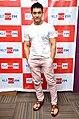 Aamir Khan at 92.7 BIG FM to promote Satyamev Jayate 04.jpg