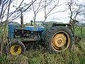 Abandoned tractor near Newbrough Lodge - geograph.org.uk - 1583707.jpg