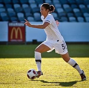 Abby Erceg - Abby Erceg at the 2015 FIFA Women's World Cup