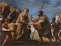 Abraham y Melquisedec, por Juan Antonio de Frías.jpg
