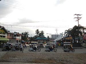 Abucay, Bataan - Downtown area