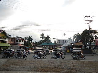 Abucay Municipality in Central Luzon, Philippines