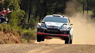 Greek rally driver