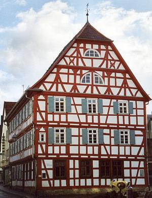 Adelsheim - Rathaus