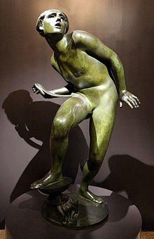 Il Puro folle (Parsifal) di Adolfo Wildt (1930)