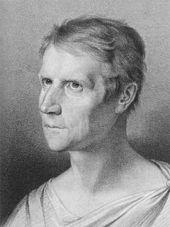 Gottlob Heinrich Adolph Wagner im Jahr 1832 (Quelle: Wikimedia)