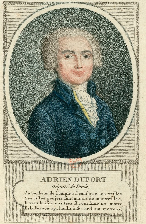 Adrien Duport