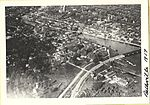 Aerial photograph of Belleville, Ontario, taken in 1917, looking northeast. (16598963308).jpg
