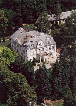 Aerial photograph of Zákányfalu.jpg