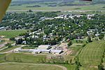 Aerial view of Broadview Saskatchewan 2014.jpg