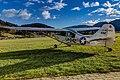 Aeronca L-16 7BCM Feldkirchen in Kärnten 141226b.jpg