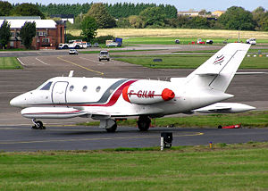 Aérospatiale - The Aérospatiale Corvette first flew in 1970 and went into service in 1974. 40 were built.