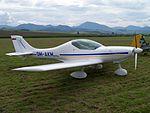 Aerospool Dynamic WT9 at Airport Martin, Martin, Slovakia.JPG